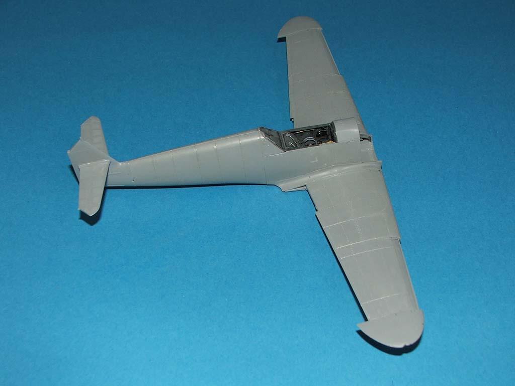 Messerschmitt Bf109 F2  Zvezda 1/48 Bf109f2%20(36)