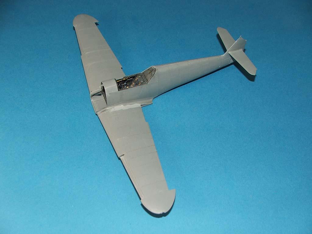 Messerschmitt Bf109 F2  Zvezda 1/48 Bf109f2%20(42)