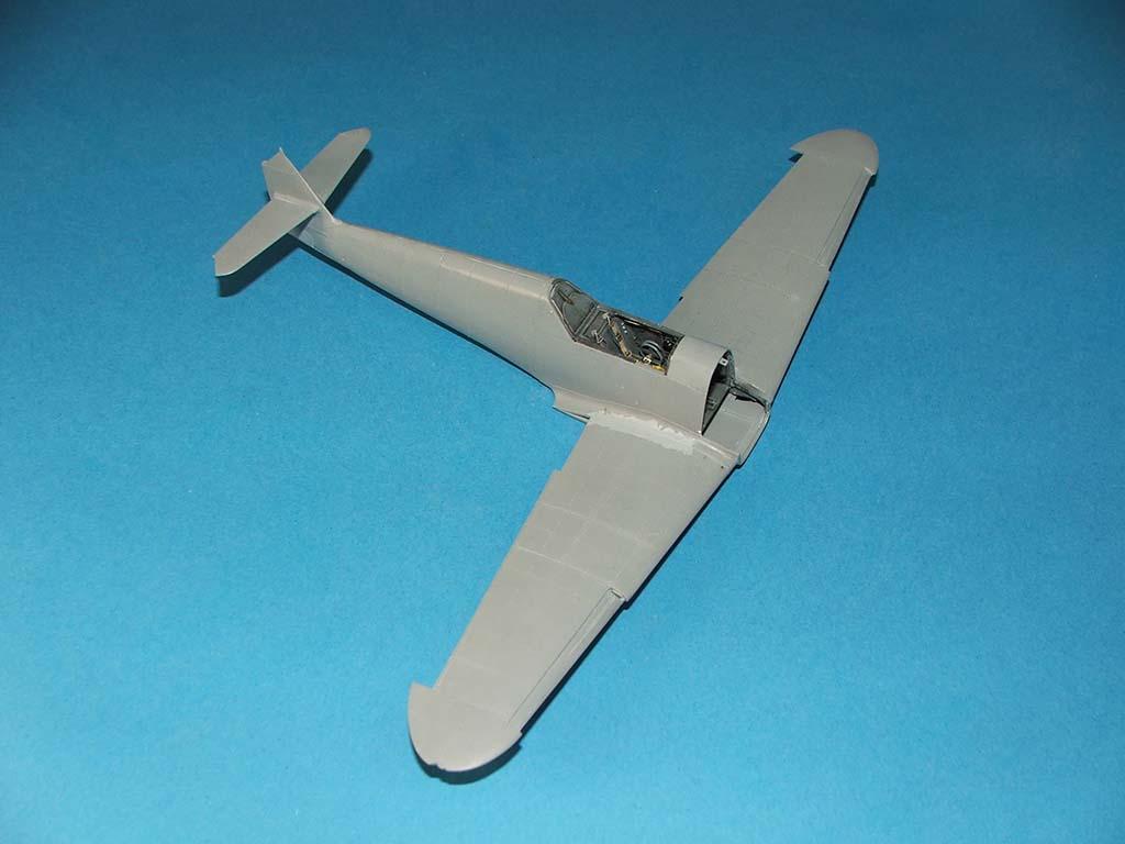 Messerschmitt Bf109 F2  Zvezda 1/48 Bf109f2%20(43)
