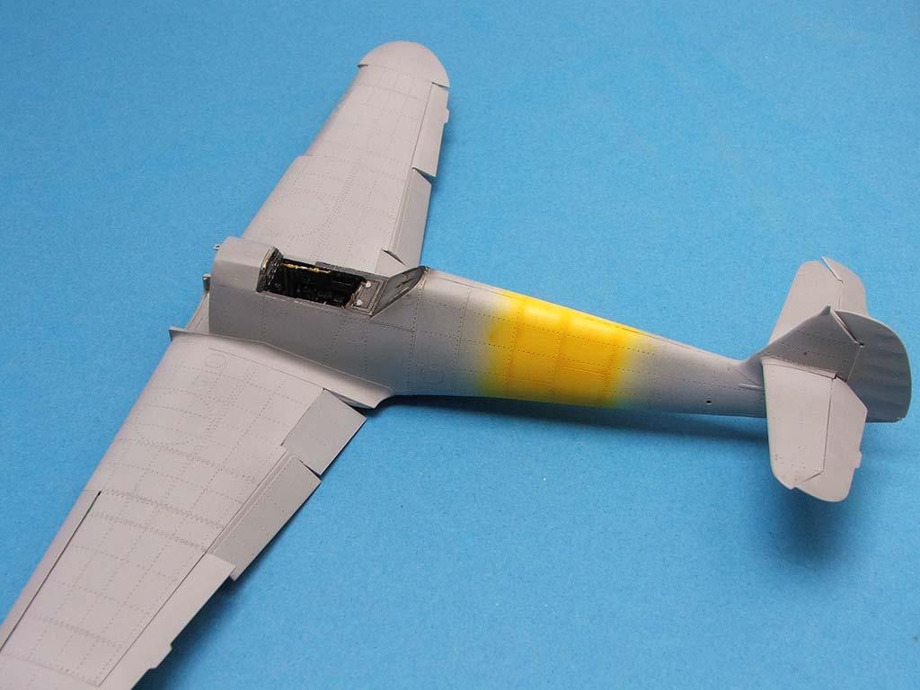 Messerschmitt Bf109 F2  Zvezda 1/48 - Page 2 Bf109f2%20(44)