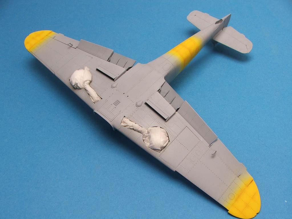 Messerschmitt Bf109 F2  Zvezda 1/48 - Page 2 Bf109f2%20(45)