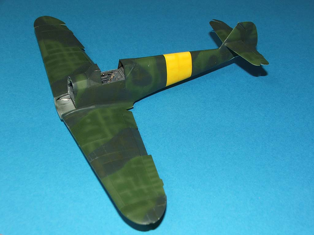 Messerschmitt Bf109 F2  Zvezda 1/48 - Page 2 Bf109f2%20(47)
