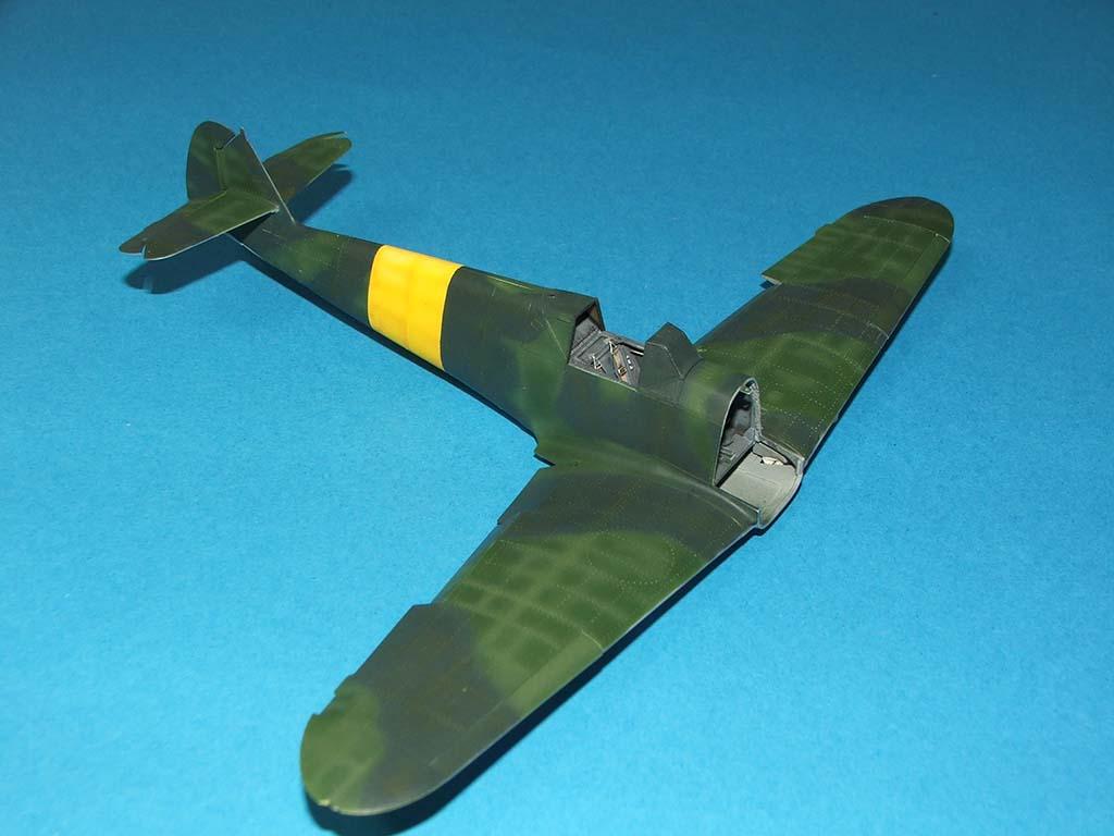 Messerschmitt Bf109 F2  Zvezda 1/48 - Page 2 Bf109f2%20(48)