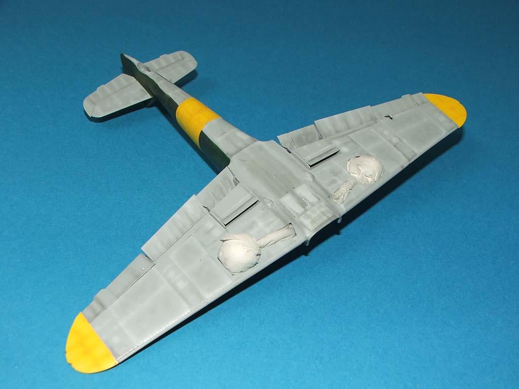Messerschmitt Bf109 F2  Zvezda 1/48 - Page 2 Bf109f2%20(49)