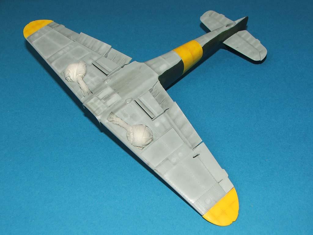 Messerschmitt Bf109 F2  Zvezda 1/48 - Page 2 Bf109f2%20(50)