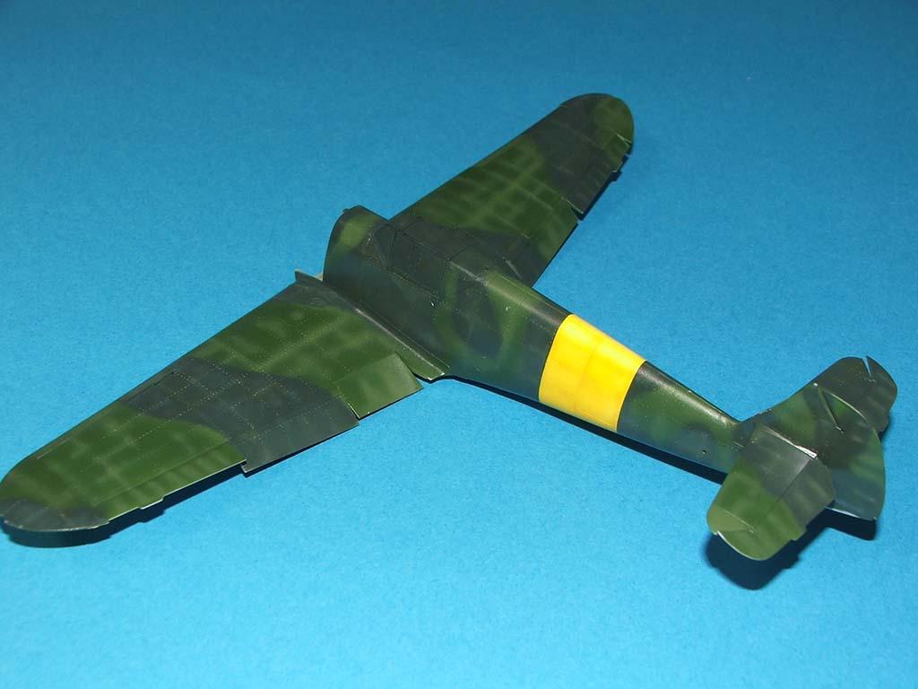 Messerschmitt Bf109 F2  Zvezda 1/48 - Page 2 Bf109f2%20(51)