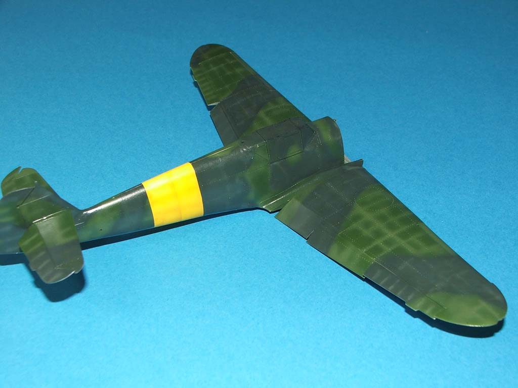 Messerschmitt Bf109 F2  Zvezda 1/48 - Page 2 Bf109f2%20(52)