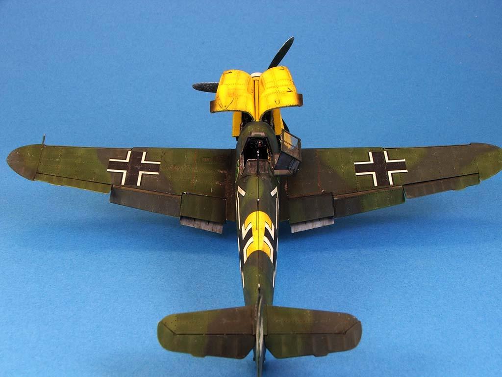 Messerschmitt Bf109 F2  Zvezda 1/48 - Page 2 Bf109f2%20(61)