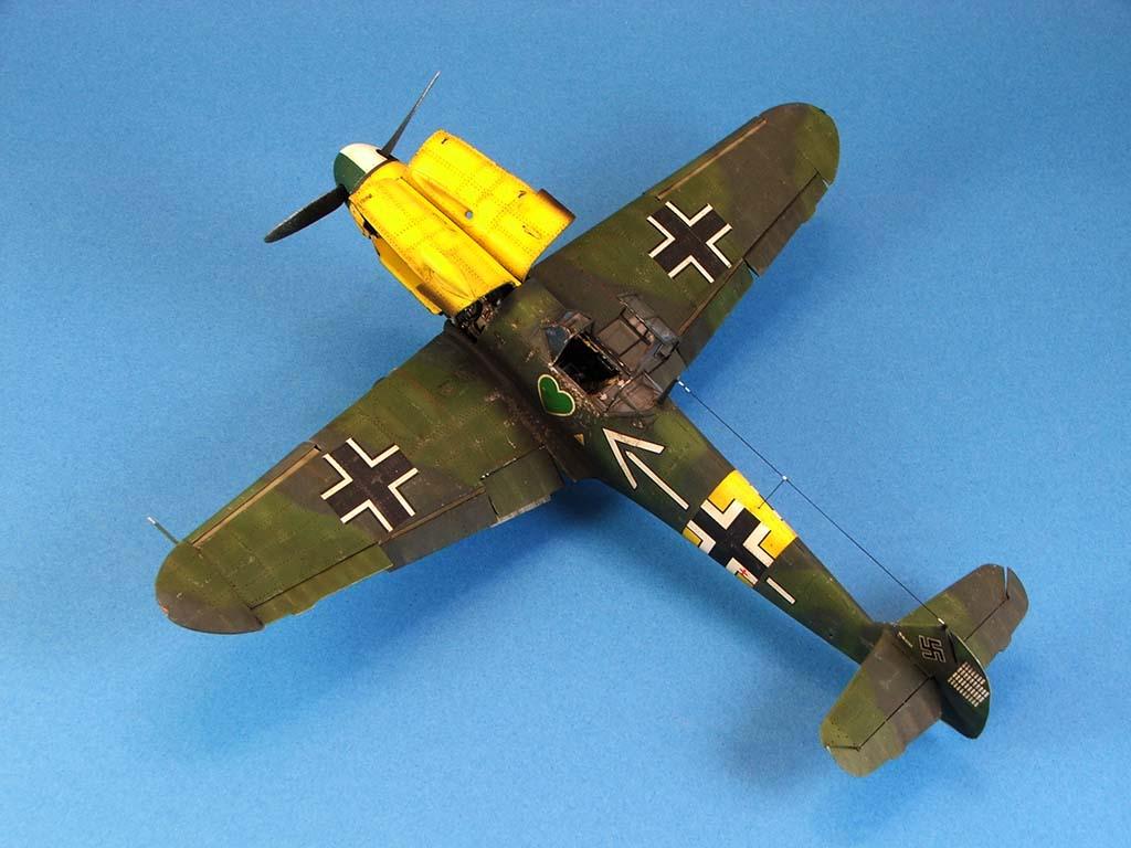 Messerschmitt Bf109 F2  Zvezda 1/48 - Page 2 Bf109f2%20(63)