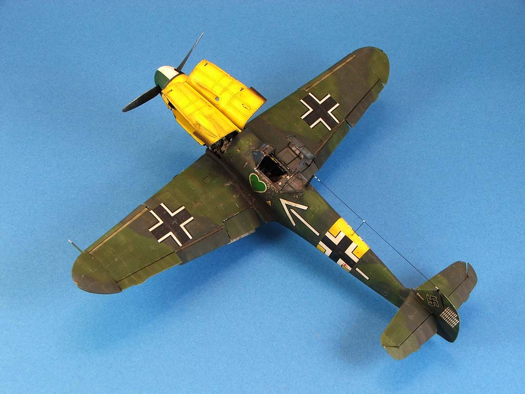 Messerschmitt Bf109 F2  Zvezda 1/48 - Page 2 Bf109f2%20(64)