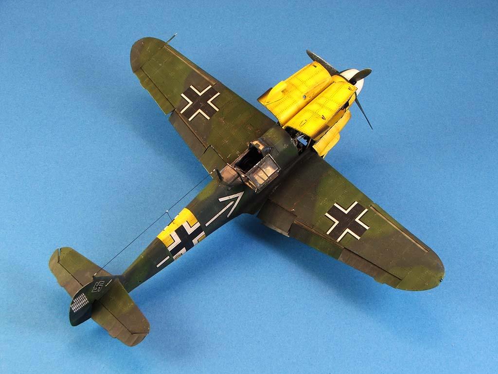 Messerschmitt Bf109 F2  Zvezda 1/48 - Page 2 Bf109f2%20(65)