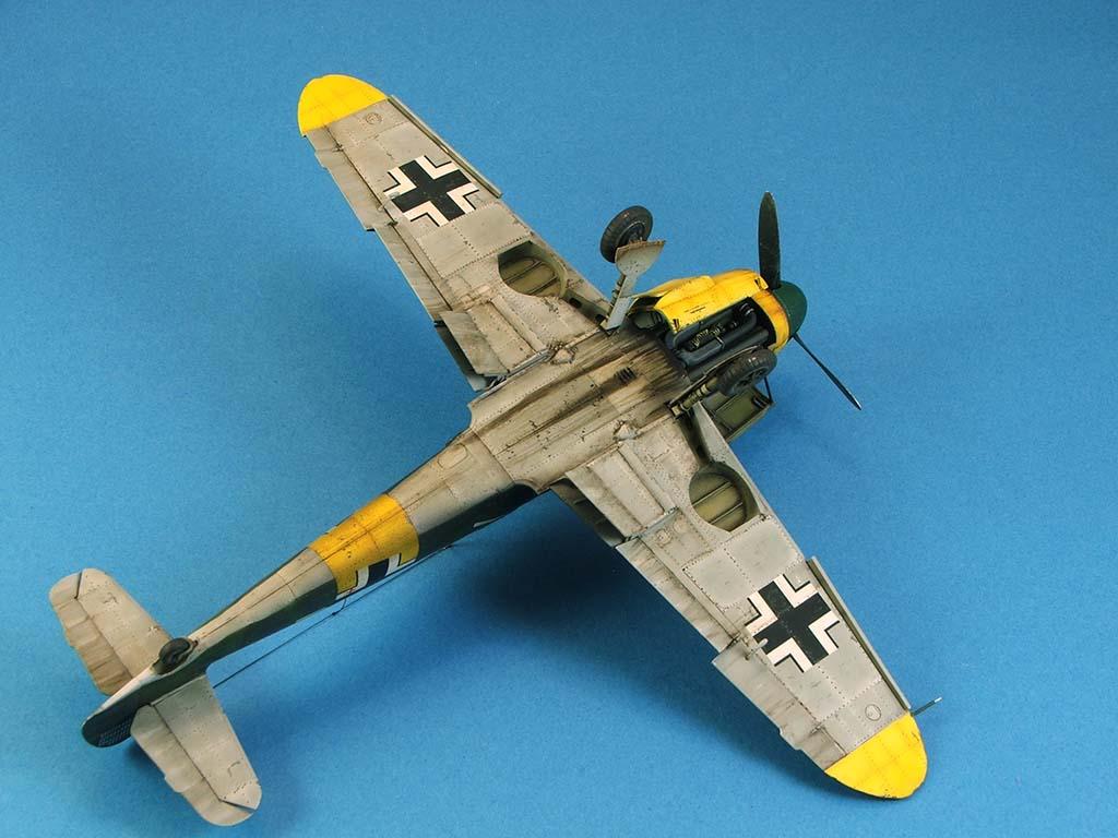 Messerschmitt Bf109 F2  Zvezda 1/48 - Page 2 Bf109f2%20(66)