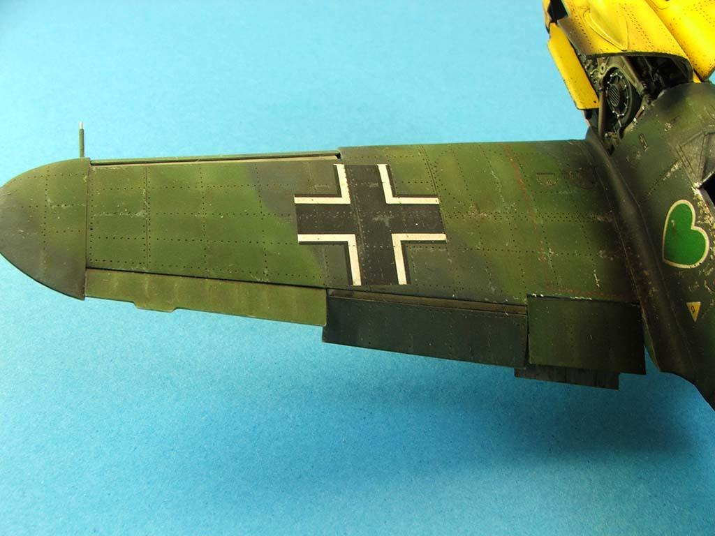 Messerschmitt Bf109 F2  Zvezda 1/48 - Page 2 Bf109f2%20(74)