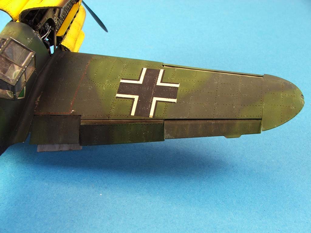 Messerschmitt Bf109 F2  Zvezda 1/48 - Page 2 Bf109f2%20(75)