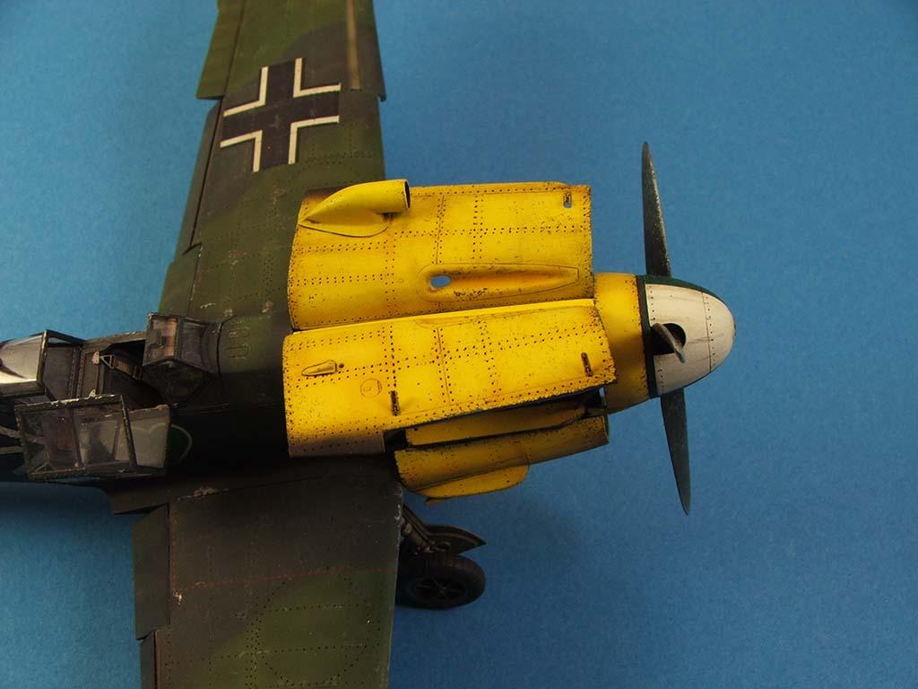 Messerschmitt Bf109 F2  Zvezda 1/48 - Page 2 Bf109f2%20(76)