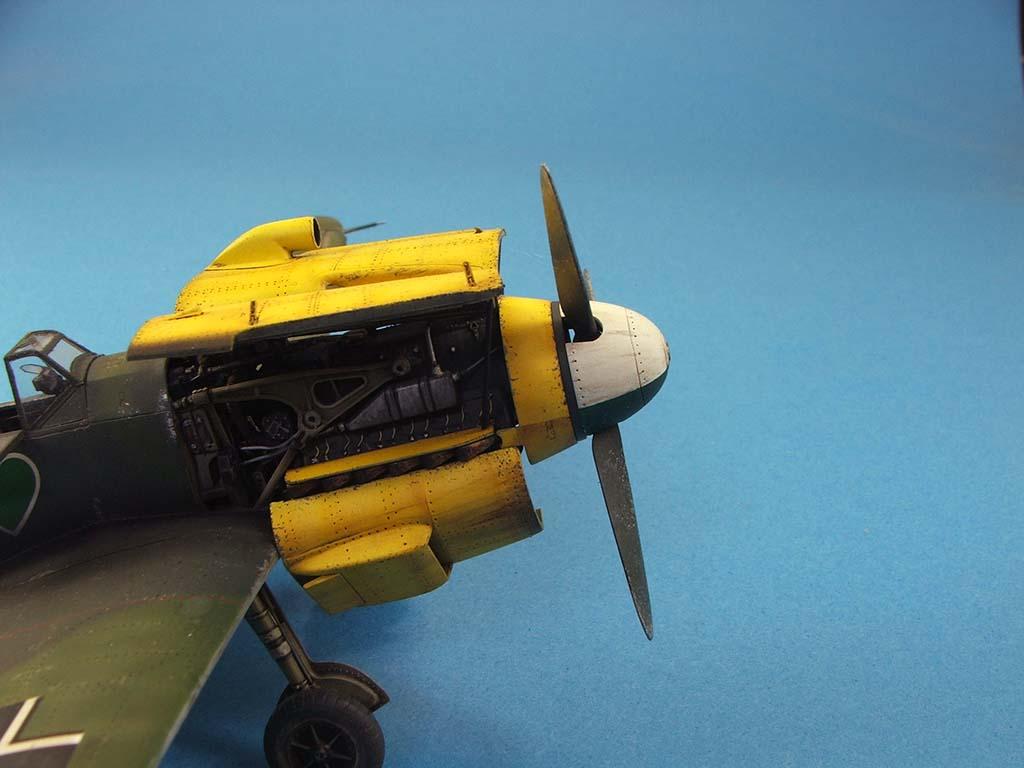 Messerschmitt Bf109 F2  Zvezda 1/48 - Page 2 Bf109f2%20(77)