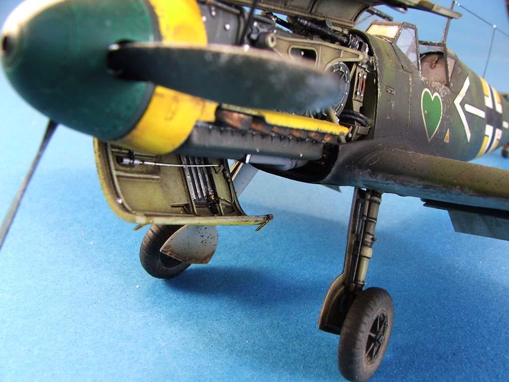 Messerschmitt Bf109 F2  Zvezda 1/48 - Page 2 Bf109f2%20(80)