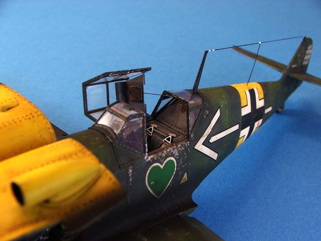 Messerschmitt Bf109 F2  Zvezda 1/48 - Page 2 Bf109f2%20(81)